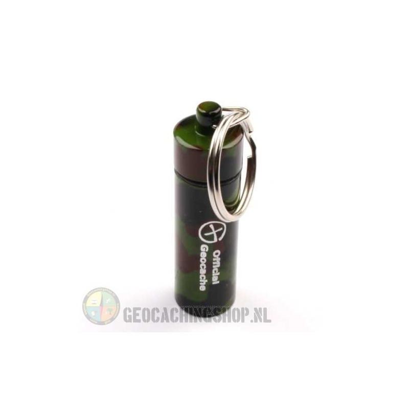 Micro container, small, camo