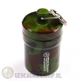 Mini container, camo