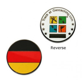 Country micro geocoin Duitsland