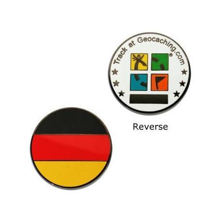 Country micro geocoin Deutschland