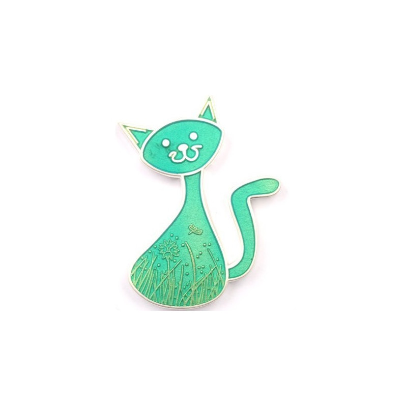 CET2018 - Geocoin Polished Gold LE75