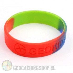 Geocaching Armband - Kinder - boy