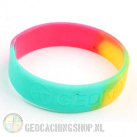 Geocaching Armband - Kinder - girl