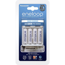 Eneloop BQ-CC61 AA 2000 4-Kit
