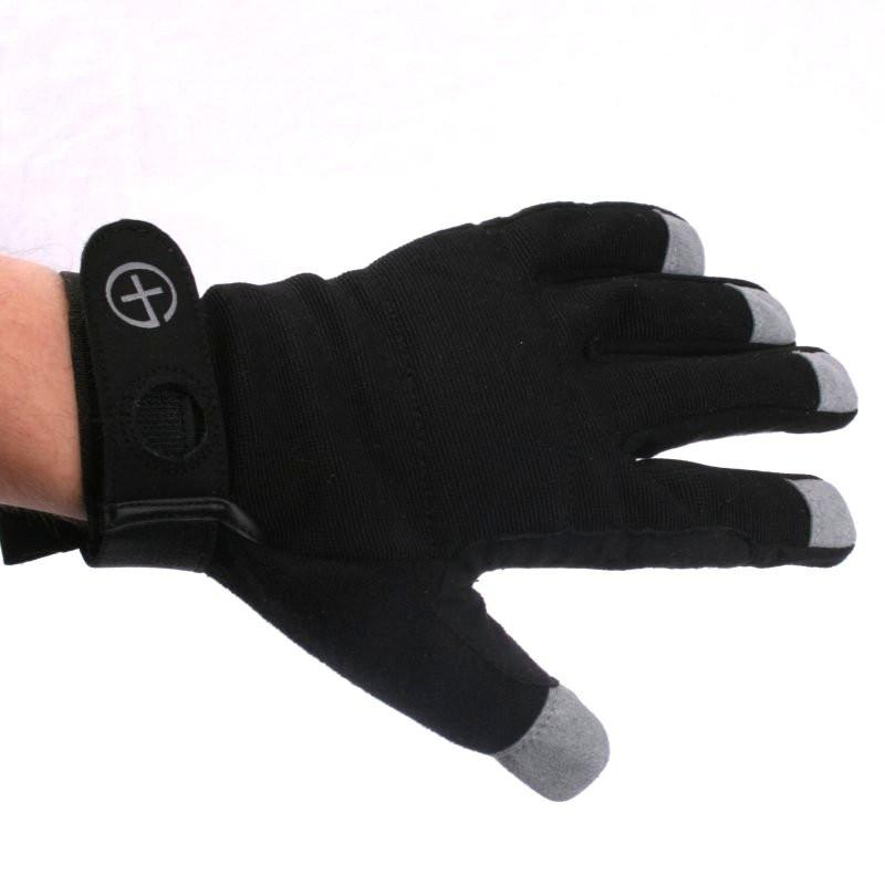 Geodox handschoen grijs - tech