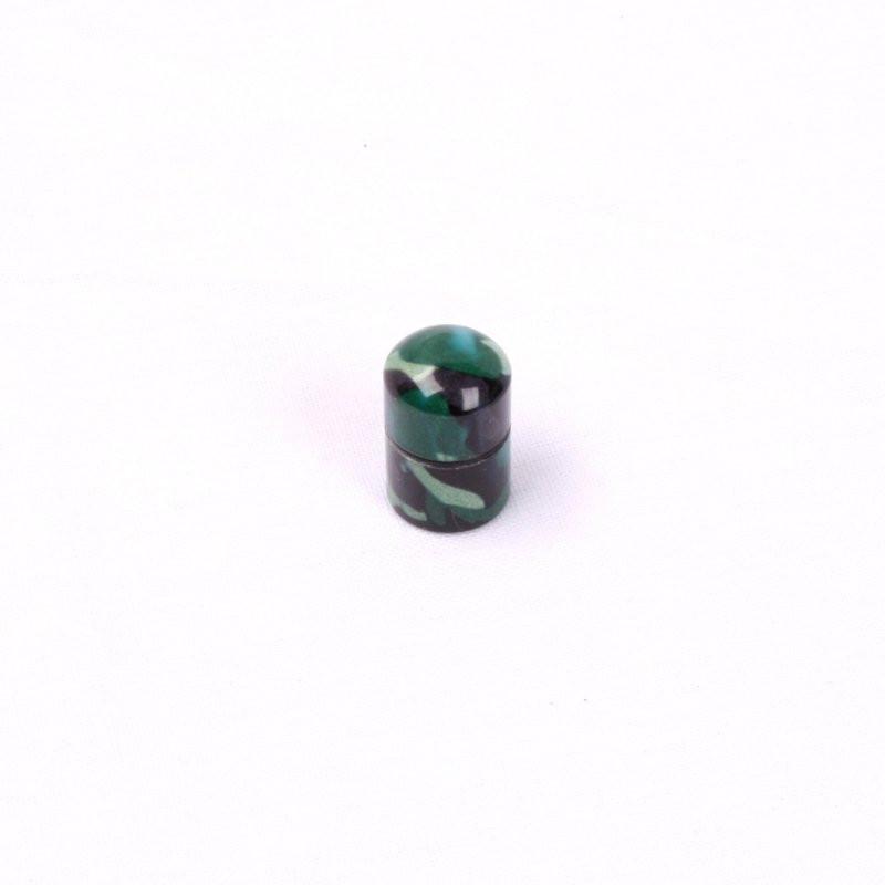 Nano Cache Container camo- green/black