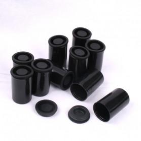 10x Filmcanister black