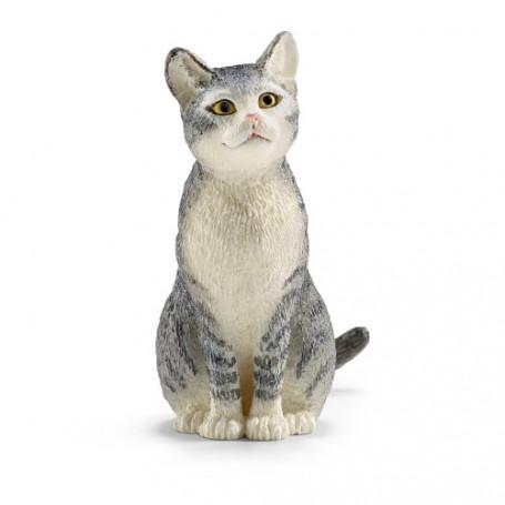 Trackable Animal - Kat zittend