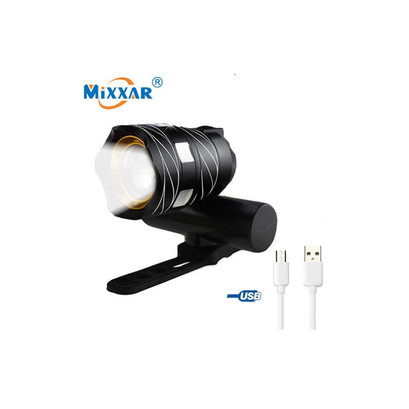Mixxar T6 Outdoor fietslamp