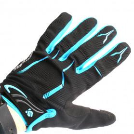 Fietshandschoenen CoolGloves blauw touchscreen