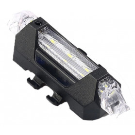 Bicycle LED Frontlight- USB rechargeable