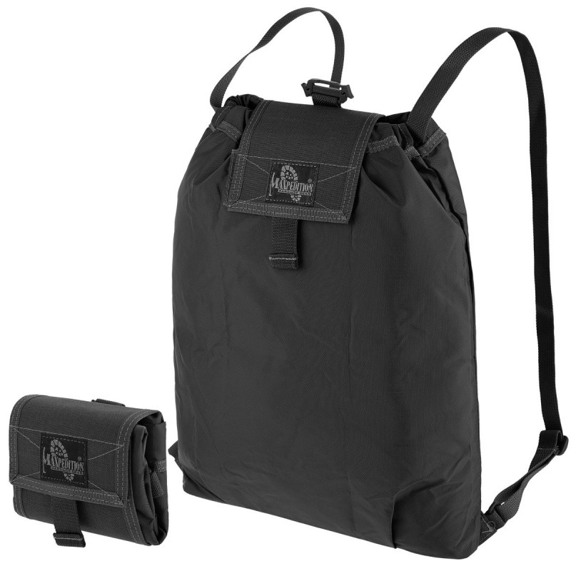 Maxpedition - RollyPoly backpack - zwart