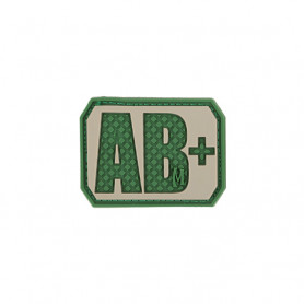 Maxpedition - Blood type - AB+ (Arid)