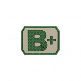 Maxpedition - Blood type - B+(arid)