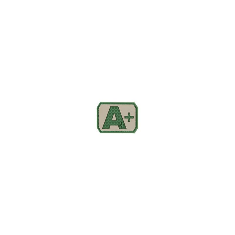 Maxpedition - Bloedgroep - A+ (arid)