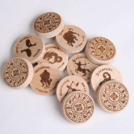 Woodies - Zodiac