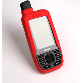 Silicone case - GPSMAP66 Serie (different colors) with Screen protector
