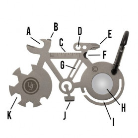 Bicycle Multi-Tool