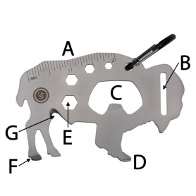 Buffel Multi-Tool