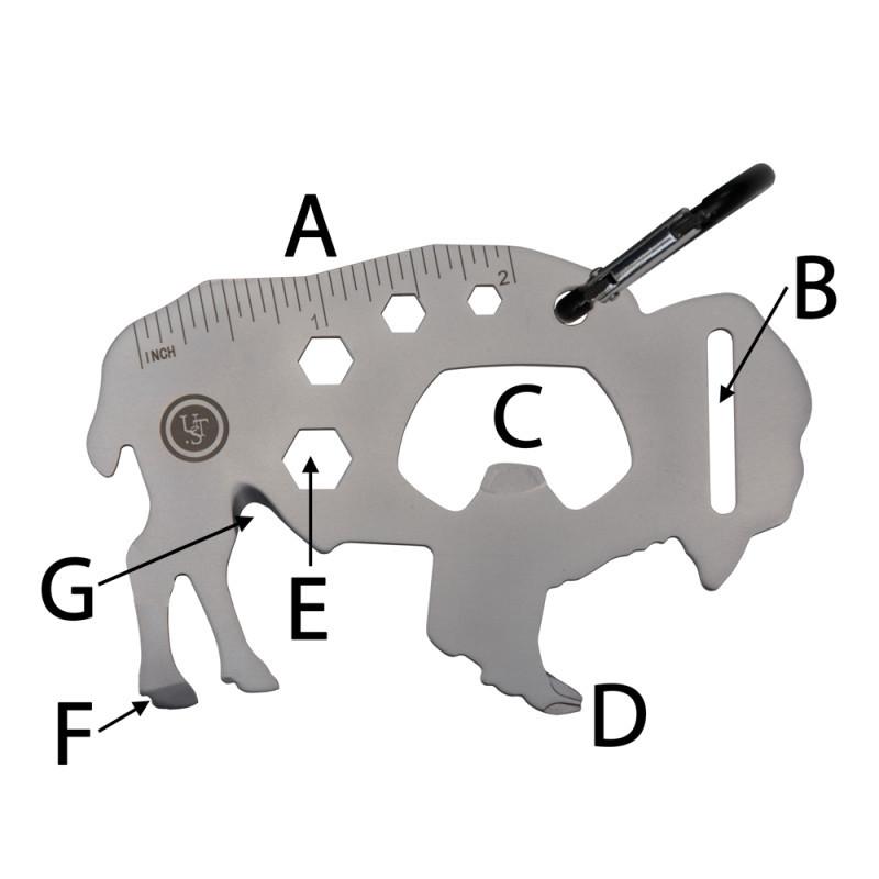 Buffel Multi-Tool