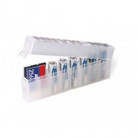 batterij houder voor 8 AA batterijen