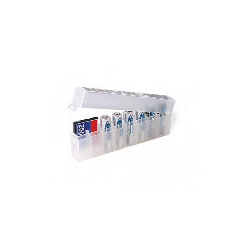 Aufbewahrungsbox für 8 Batterien