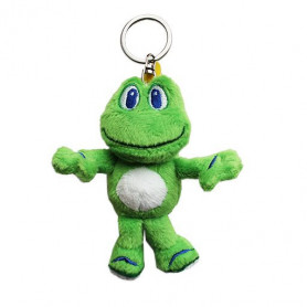 Signal the frog knuffel - micro met sleutelhanger