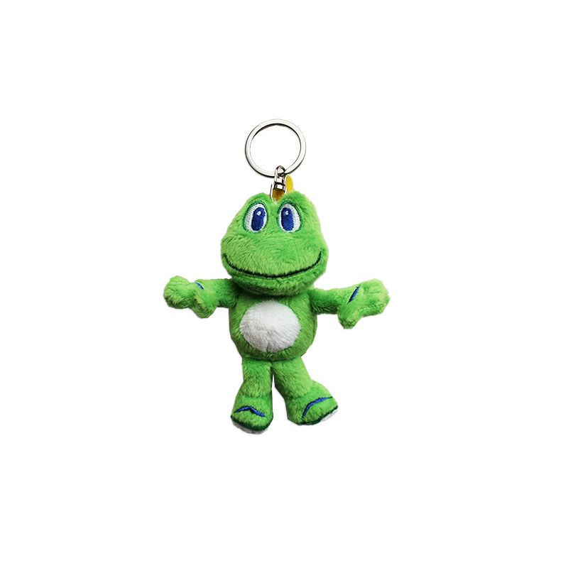 Signal the frog knuffel - micro met sleutelhanger