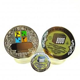 Finds - 8000 Finds Geo-Achievement ® set