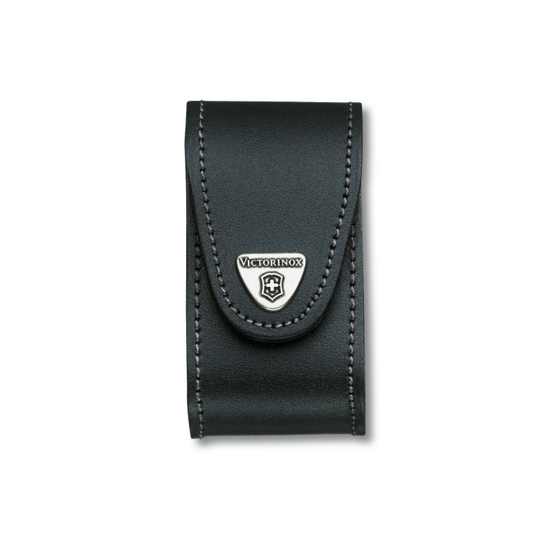 Victorinox belt pouch leather 4.0521.3