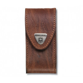 Victorinox belt pouch leather 4.0545