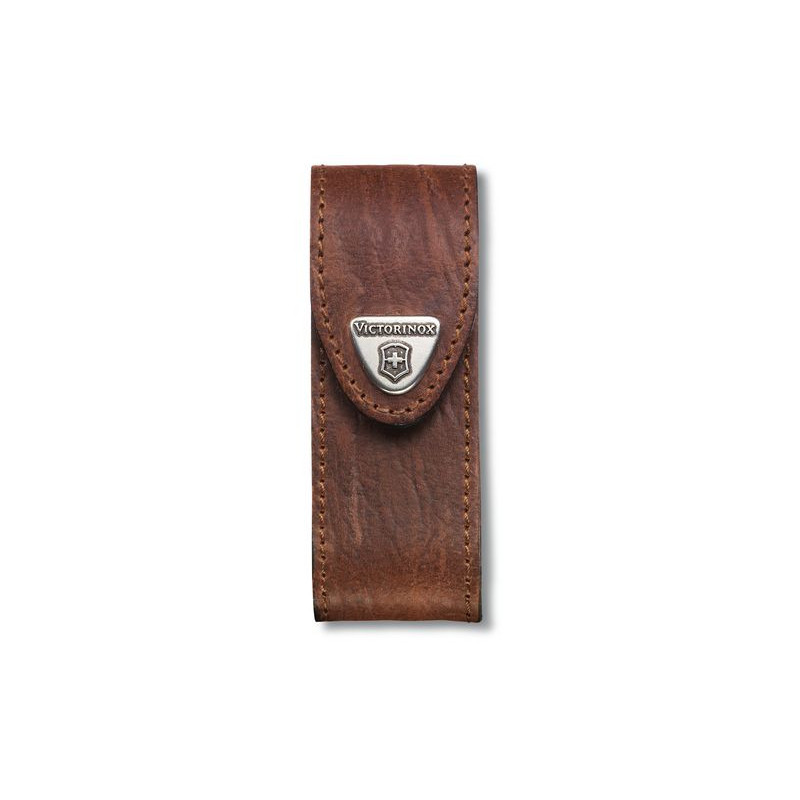 Victorinox belt pouch leather 4.0543