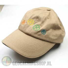 Hat, Geocaching, khaki