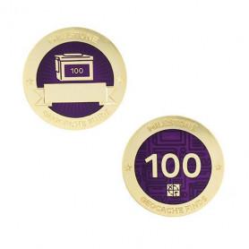 Finds - 100 Finds Milestone set