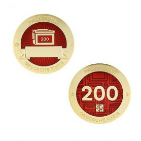 Finds - 200 Finds Milestone set