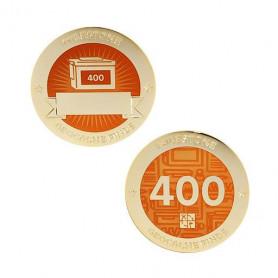 Finds - 400 Finds Milestone set