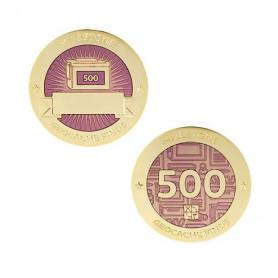 Finds - 500 Finds Milestone set