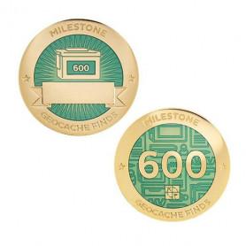 Finds - 600 Finds Milestone set