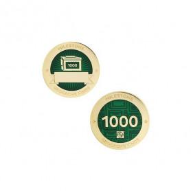 Finds - 1000 Finds Milestone set