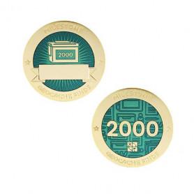 Finds - 2000 Finds Milestone set