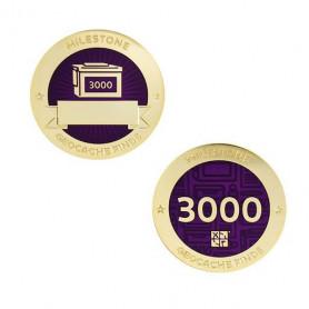 Finds - 3000 Finds Milestone set