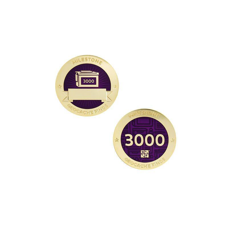 Finds - 3000 found Milestone set