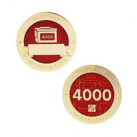 Finds - 4000 Finds Milestone set