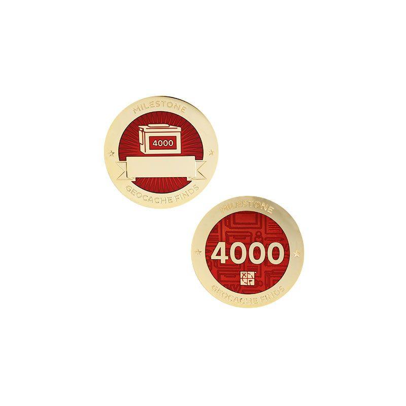 Finds - 4000 found Milestone set