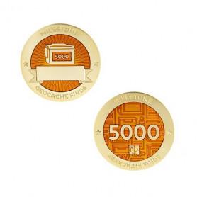 Finds - 5000 Finds Milestone set