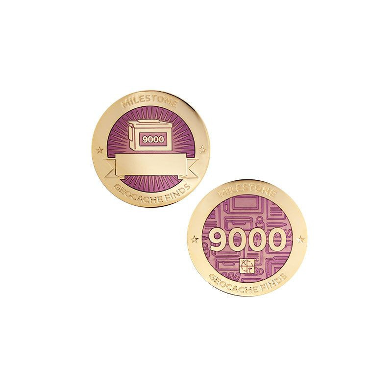 Finds - 9000 found Milestone set