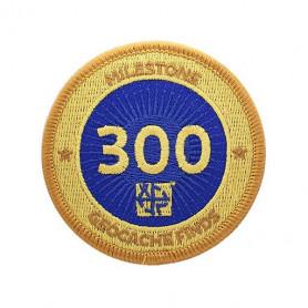 Milestone Badge - 300 Finds