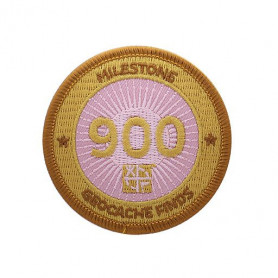 Milestone Patch - 900 Finds