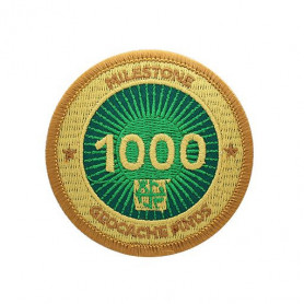 Milestone Badge - 1000 Finds