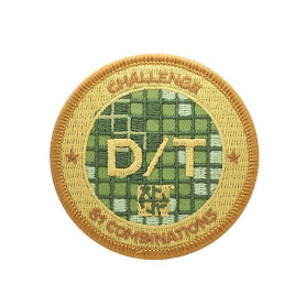 Challenge Badge - D/T Grid